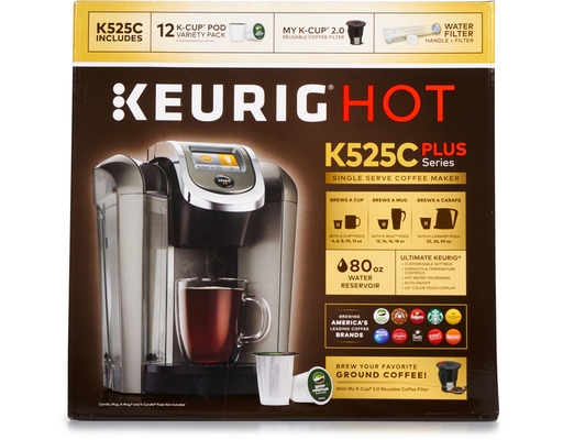 Keurig K525c Single Serve Coffee Maker