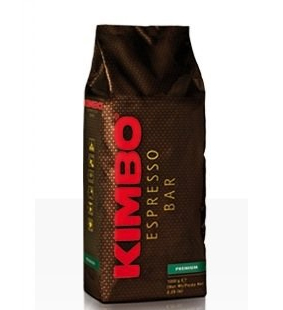 Caffe Kimbo Marrone Gusto Forte Espresso Whole Bean Coffee Medium Roast 35oz