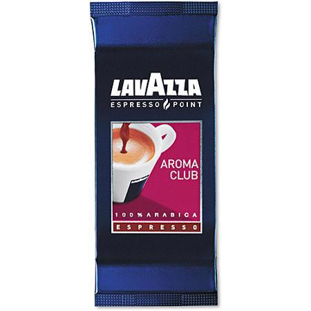 Lavazza Aroma Club Espresso Medium Roast Coffee Cartridges 100ct