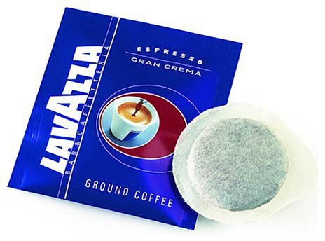Lavazza Gran Crema Espresso Dark Roast Pods 150ct