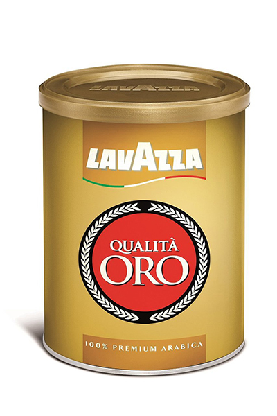 Lavazza Oro Gold Espresso Ground Coffee Medium Roast 8.8oz