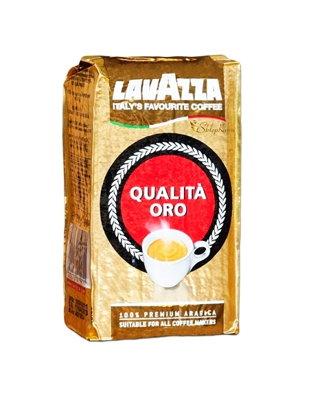 Lavazza Qualita Oro Ground Coffee Medium Roast 8.8oz