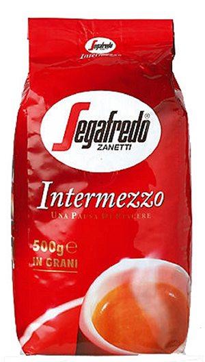Segafredo Intermezzo Whole Bean Coffee Medium Roast 8.8oz