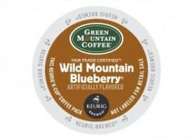 Green Mountain Coffee Wild Mountain Blueberry Light Roast K cups®  96ct