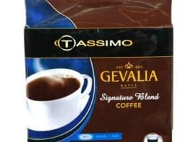 Gevalia Signature Blend Light Roast Tassimo T-Discs 16ct