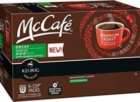 McCafe Decaf Premium Medium Roast Coffee K cups®  12ct