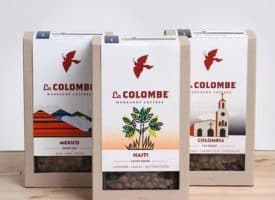 La Colombe November on the Bar Variety Pack Whole Bean Coffee 36oz