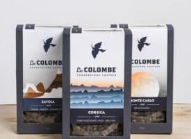 La Colombe Morning Noon and Night Gift Box Variety Pack Whole Bean Coffee 36oz