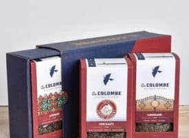 La Colombe Alliance Blends Gift Box Variety Pack Whole Bean Coffee 36oz