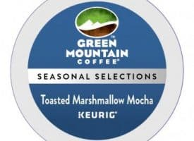 Green Mountain Coffee Toasted Marshmellow Mocha Light Roast K cups®  24ct