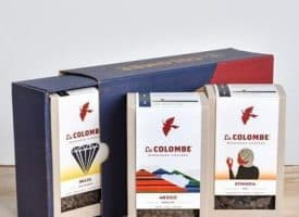 La Colombe Todd's Picks Gift Box Variety Pack Whole Bean Coffee 36oz