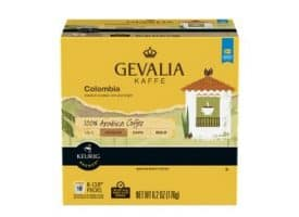 Gevalia Colombia Medium Roast K cups®  18ct
