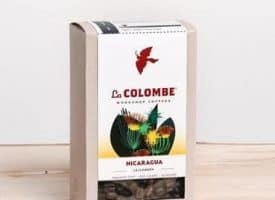 La Colombe Nicaragua La Llamada Whole Bean Medium Roast Coffee 12oz