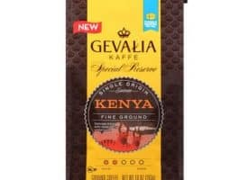 Gevalia Kenya Special Reserve Ground Medium Roast Coffee 10oz
