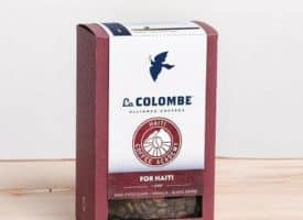 La Colombe For Haiti Whole Bean Medium Roast Coffee 12oz