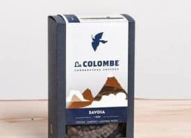 La Colombe Savoi Whole Bean Dark Roast Coffee 12oz