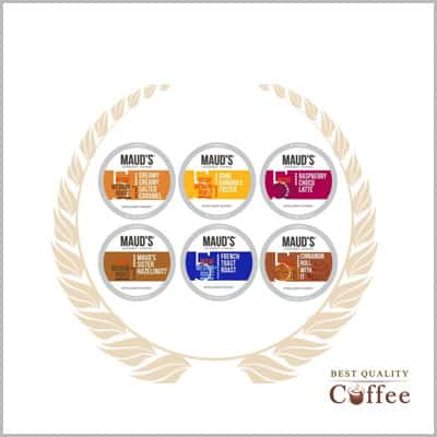 Decaf Maud's Coffee - Collection