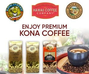 Kona Coffee Hawaiian Coffee Company Lion Coffee Royal Kona