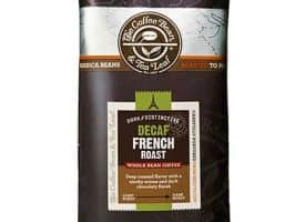 Coffee Bean and Tea Leaf Decaf French Roast Whole Bean Dark Roast 16oz