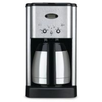 Cuisinart DCC-1400 Brew Central 10-Cup Thermal Coffee Maker