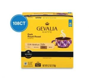 A Review of the Best Gevalia K cups®  on the Market