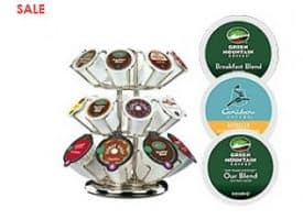 Coffee Lover's Bundle Light Roast K cups®  72ct