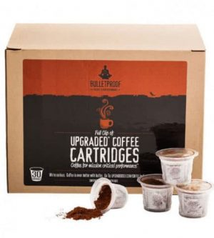 Bulletproof The Original Light Roast Coffee Cartridges 30ct