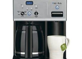 Cuisinart CHW-12 Programmable 12-cup Coffee Maker Bundle