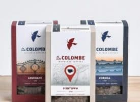 La Colombe Red White and Brew Gift Box Variety Pack Whole Bean Coffee 36oz