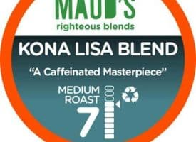Maud's Righteous Blends Kona