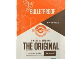 Bulletproof The Original Whole Bean Light Roast Coffee 12oz
