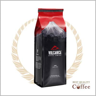 Volcanica Coffee - Best Decaf Coffee