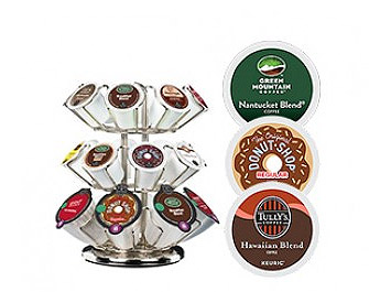 Coffee Lover's Bundle Medium Roast K cups®  72ct