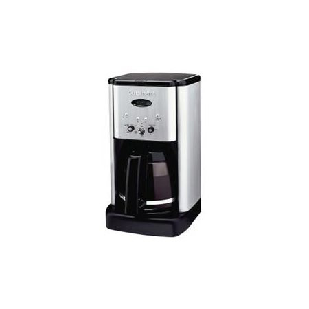 Cuisinart Coffee Maker 12 cup Stainless Steel