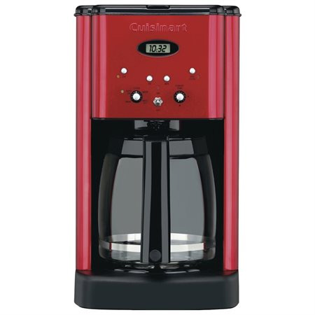 Cuisinart Brew Central DCC-1200 Brewer 12 Cup(s) - Red