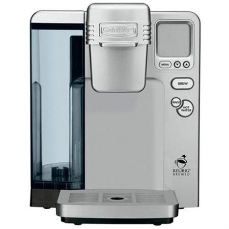 Cuisinart SS-700 Single Serve Brewing System Silver by Keurig