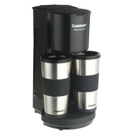 Cuisinart Two to Go TTG-500 Coffee Maker