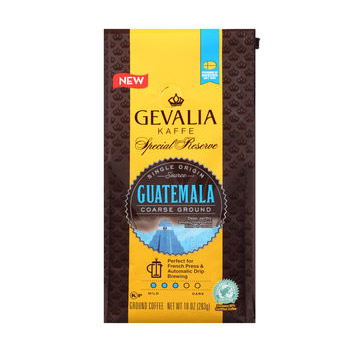 Gevalia Guatemala Special Reserve Ground Medium Roast Coffee 10oz