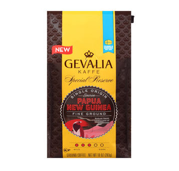 Gevalia Papua New Guinea Special Reserve Medium Roast Coffee 10oz