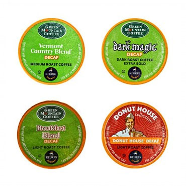 Green Mountain Coffee Decaf Variety Pack K cups®  22ct