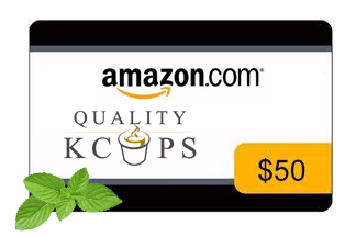 $50 Amazon Gift Card Giveaway - Best Quality Coffee