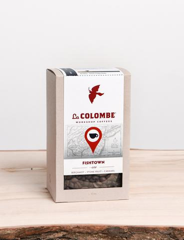 La Colombe Fishtown Whole Bean Medium Roast Coffee 12oz