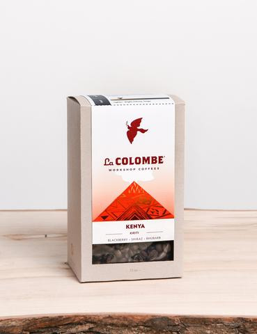 La Colombe Kenya Kiriti Whole Bean Light Roast Coffee 12oz