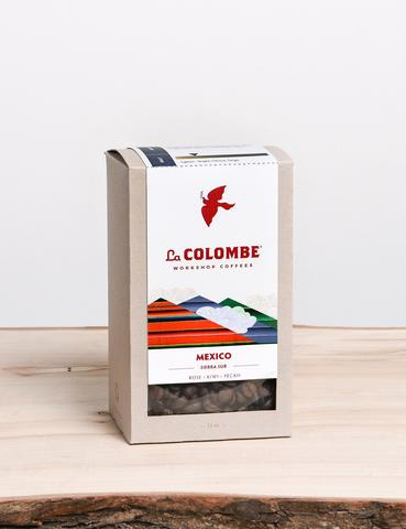 La Colombe Mexico Sierra Sur Whole Bean Medium Roast Coffee 12oz