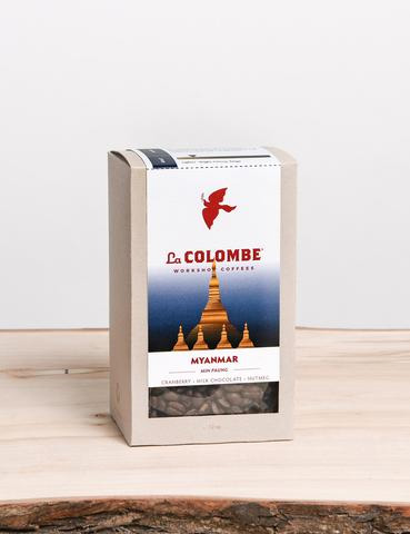 La Colombe Myanmar Min Paung Whole Bean Light Roast Coffee 12oz