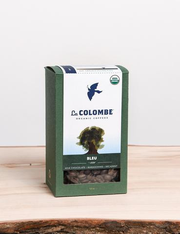 La Colombe Organic Bleu Whole Bean Dark Roast Coffee 12oz