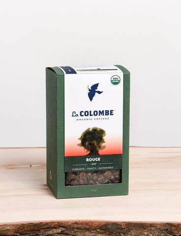 La Colombe Organic Rogue Whole Bean Medium Roast Coffee 12oz
