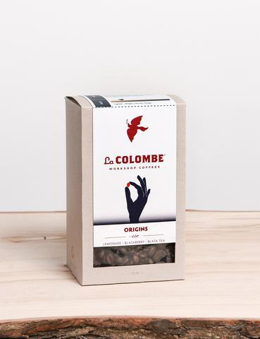 La Colombe Origins Whole Bean Light Roast Coffee 12oz