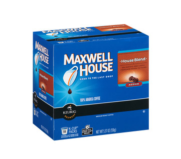 Maxwell House House Blend Medium Roast K cups®  18ct