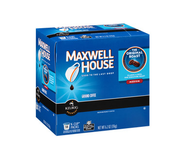 Maxwell House Original Roast Medium Roast K cups® 18ct